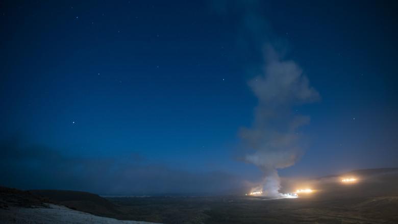 US Air Force Global Strike Command Minuteman III Operational Test Launch