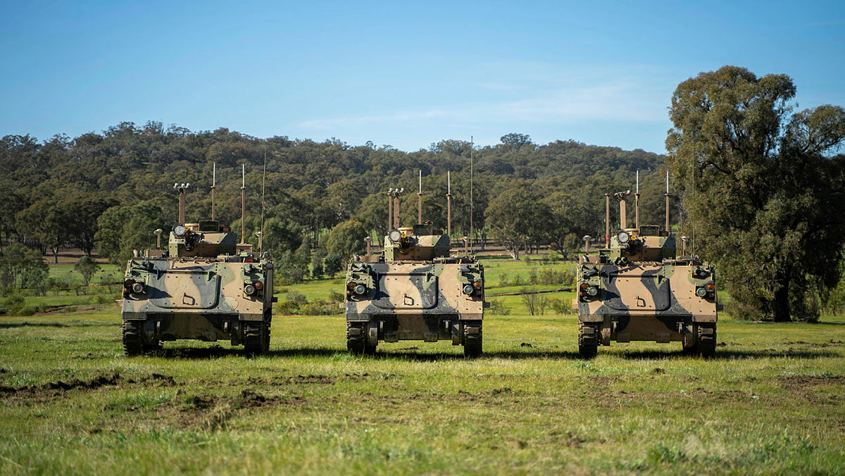 Australian Minister for Defence Boosts Investment in Australian Army's Autonomous Vehicle Fleet