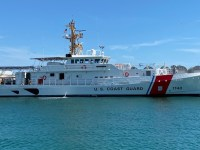 Bollinger Shipyards Delivers USCGC Oliver Henry Sentinel to US Coast Guard