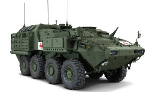 Canada Launches Production of Armoured Combat Support Vehicle (ACSV)