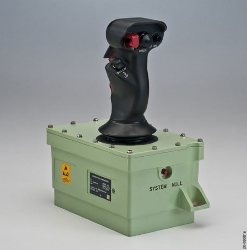 Elbit Systems of America commander hand station