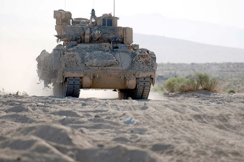 Elbit Systems of America Wins $79 Million Contract for Bradley Infantry Fighting Vehicle Components