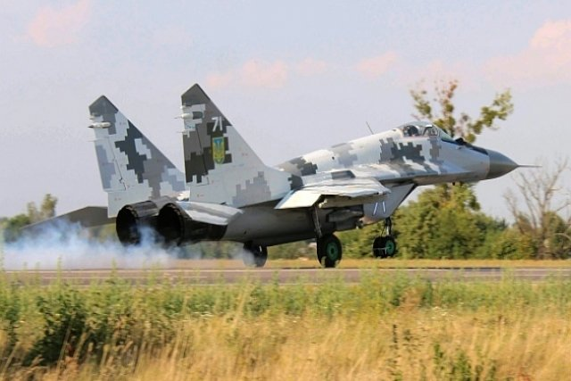 Elbit Systems to Modernise Ukrainian MiG-29 Fighters