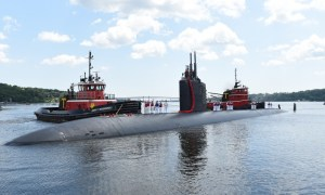 Electric Boat Awarded $ 125 Million Contract to Contract to Modernize US Navy USS Hartford (SSN 768)