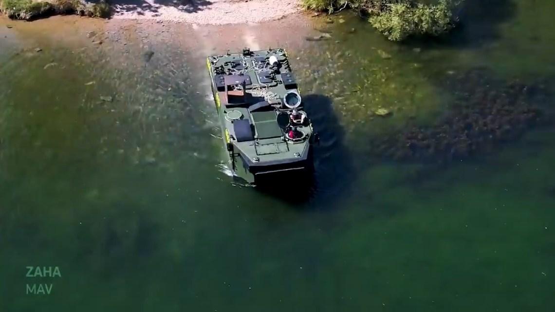 FNSS MAV Marine Assault Vehicle