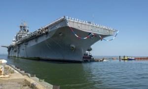 General Dynamics NASSCO Awarded $130 Million Modernization-Contract For USS Bataan (LHD 5)