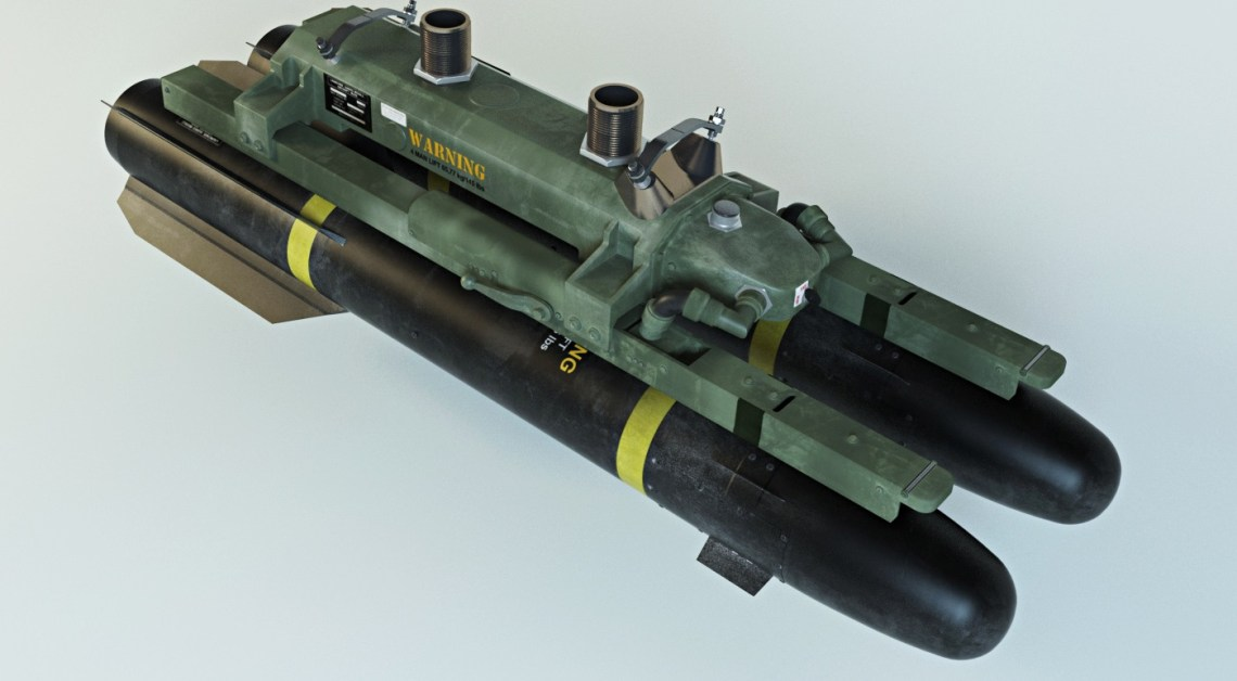 AGM-114 Hellfire Air-to-surface Missile (ASM)