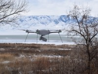 Lockheed Martin Procerus Technologies Indago vertical takeoff and landing (VTOL) small unmanned aerial system (UAS)