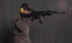 Kalashnikov Concern Reveals New AK-19 Assault Rifle