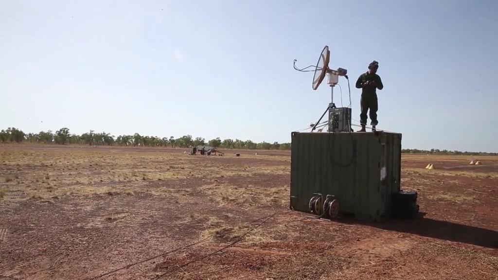 Marine Rotational Force - Darwin (MRF-D) Successfully Flies First RQ-21A Blackjack in Australia