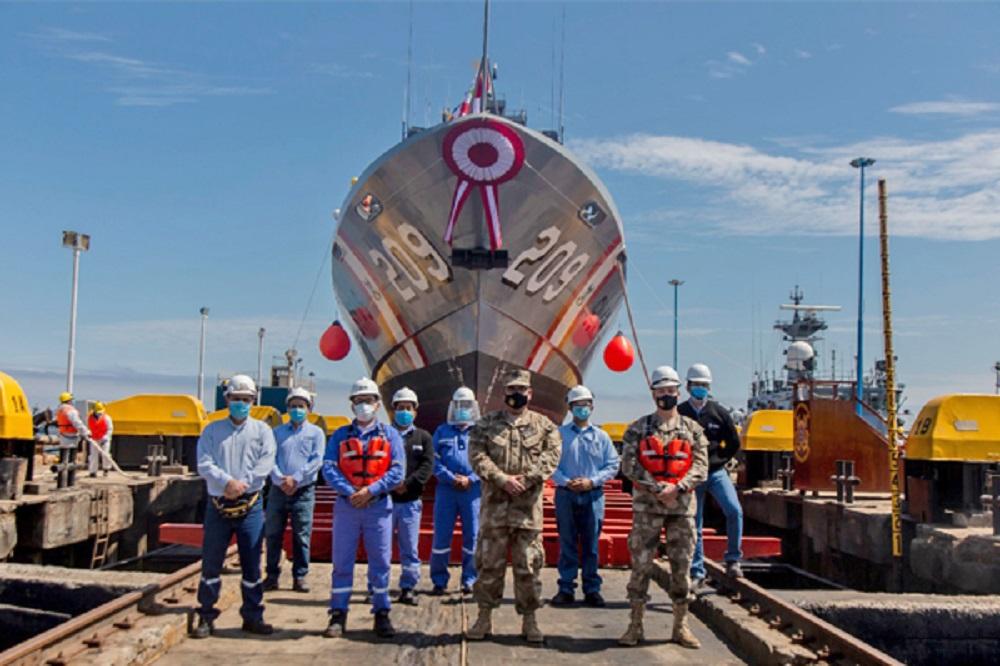New Offshore Patrol Vessels for Peruvian Coast Guard