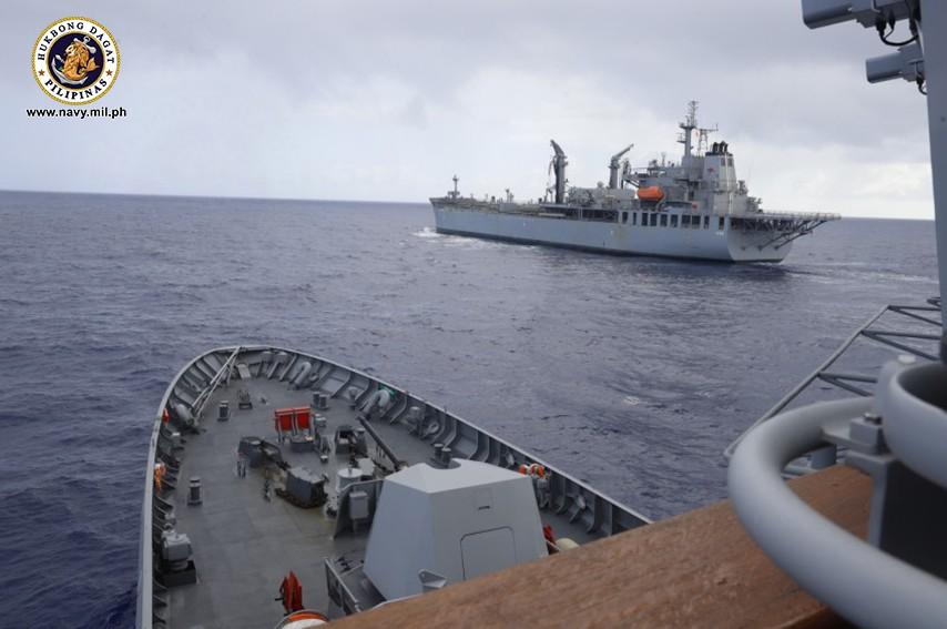 Philippine Navy BRP Jose Rizal (FF-150)
