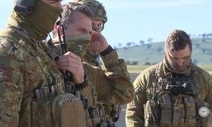 RAAF No. 4 Squadron - Exercise Havoc Drop