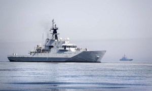 Royal Navy Monitors Russian Warships in Waters Close to UK