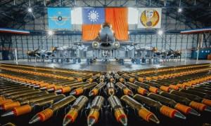 Republic of China Air Force F-16 Fighter Jet