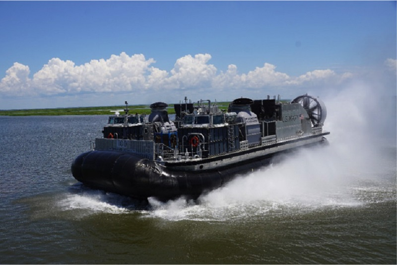US Navy Accepts Delivery of Second Next Generation Landing Craft