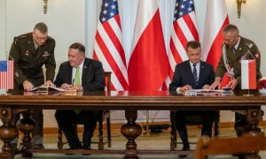 US, Poland Sign Defense Cooperation to Increase US Military Presence in Poland