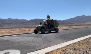 Boeing Successfully Tests Compact Laser Weapon System Against Drones