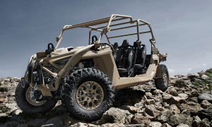 Polaris MRZR Alpha