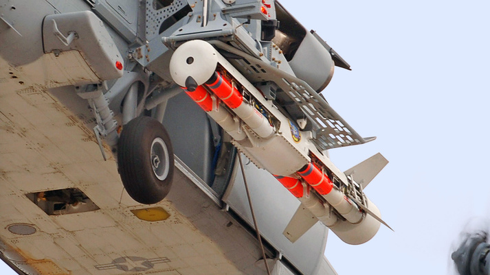 Airborne Mine Neutralization System-Archerfish (AMNS-AF)