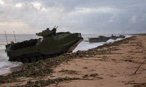 Brazilian Armed Forces to Modernize AAVP-7A1 Assault Amphibious Vehicles