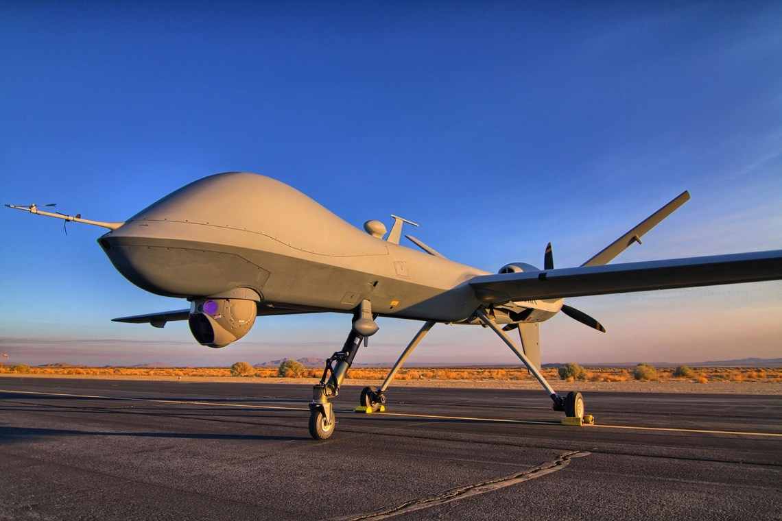 General Atomics Wins $28 Million to Arm French MQ-9 Reaper Unmanned Aerial Vehicles