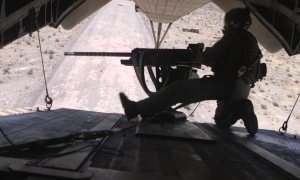Heavy Marine Helicopter Squadron 461 Hot Weather Training at NAF El Centro