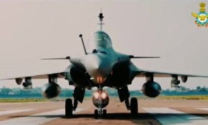 Indian Air Force Formally Inducts Dassault Rafale Fighters