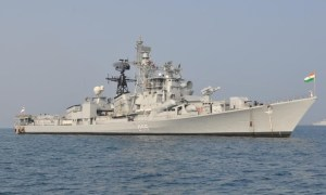 Indian and Russian Navies Begin Indra Navy Exercise