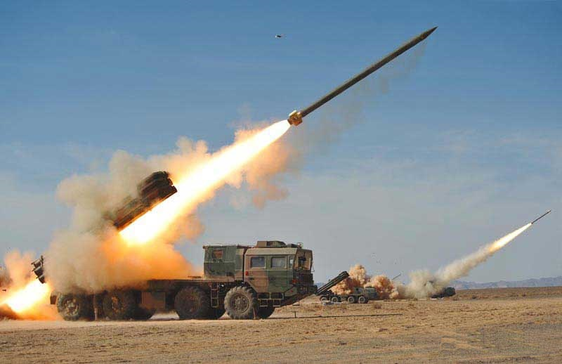 PHL-03 Long-range Multiple Rocket Launcher