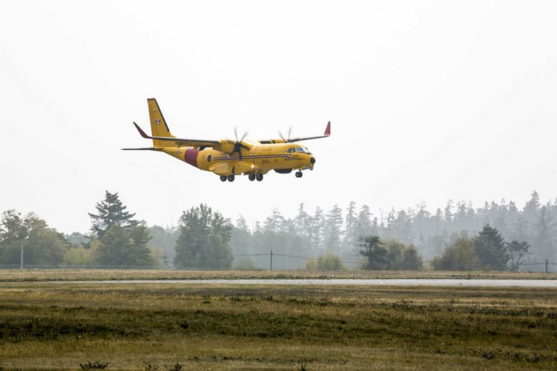 The Royal Canadian Air Force has taken delivery of the first of 16 CC-295 Kingfisher search and rescue aircraft, which are to replace the current fleet of CC-115 Buffalo and CC-130H Hercules.