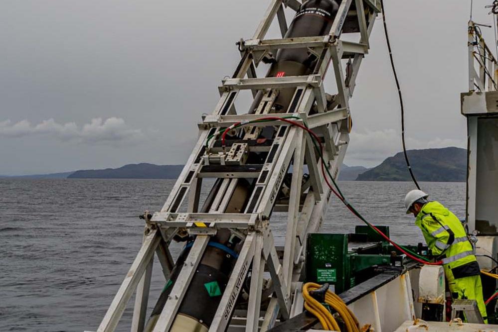 Royal Navy BAE Systems Spearfish heavy torpedo