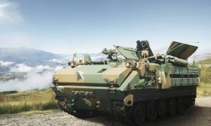 South Korea to Deploy New 120 mm Self-propelled Mortar Carrier Tracked Vehicle