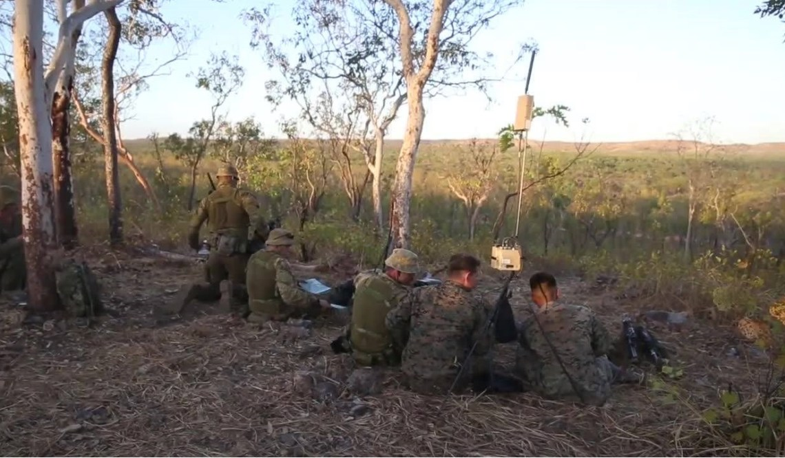 U.S., Australian Militaries Demonstrate Rapid Long Distance Airstrike Capabilities