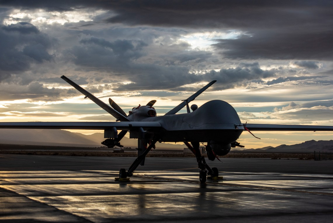General Atomics MQ-9 Reaper unmanned combat aerial vehicle