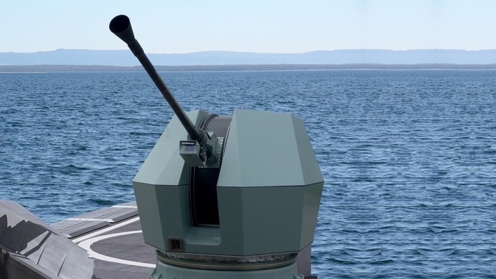 BAE Systems Bofors 40mm Naval Gun System