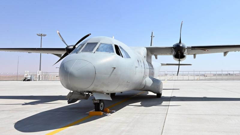 Abu Dhabi-Based AMMROC Marks First Aircraft Delivery from Al Ain MRO Facility