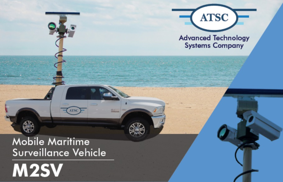ATSC Mobile Maritime Surveillance Vehicle