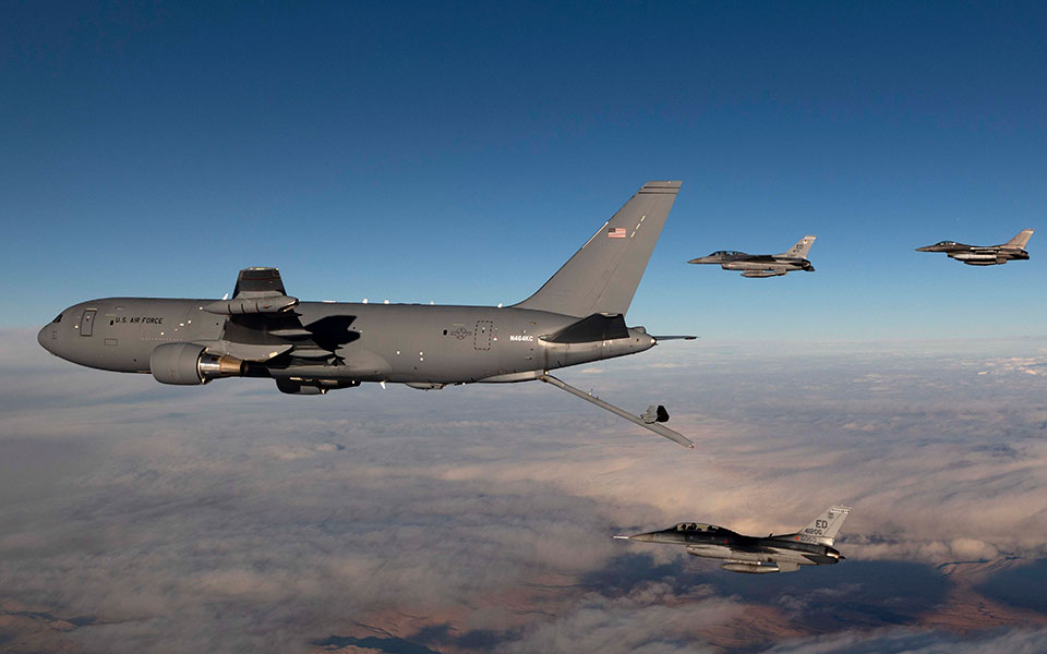 Boeing Awarded Contract for 12 More KC-46 Tanker Aircrafts