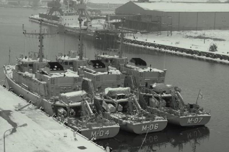 ECA Group to Modernize Latvian Navy Mine Countermeasures Vessels