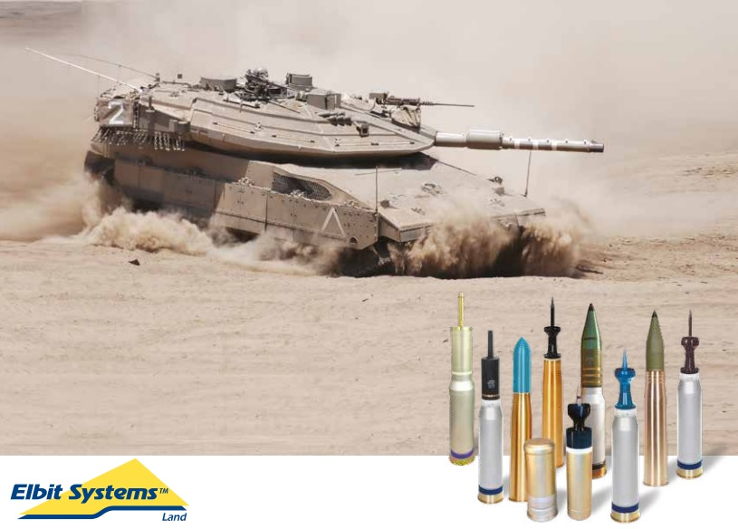Elbit Systems Tank Ammunition