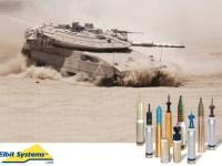 Elbit Systems Tank Ammunition