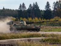 Estonia Receives South Korean K9 Thunder Self-propelled Howitzers