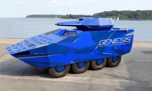 FFG Genesis Stealthy Hybrid-Powered Demonstrator
