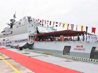 Indian Navy Commissions Fourth Kamorta-Class ASW Corvette