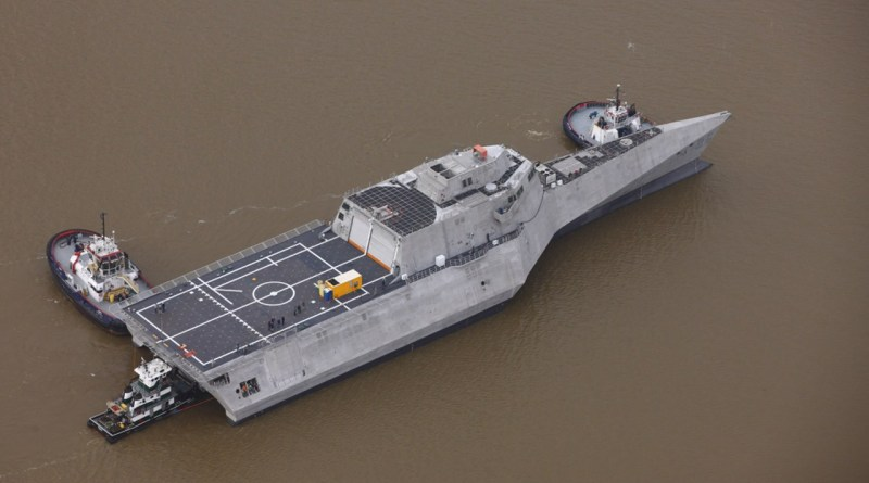 Future USS Mobile (LCS 26)