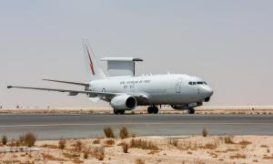 Royal Australian Air Force E-7 Wedgetail AEW&C Aircraft Returns Home
