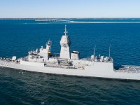 Royal Australian Navy HMAS Arunta Contributes to Operation ARGOS