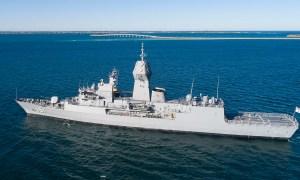 Royal Australian Navy HMAS Arunta Contributes to Operation ARGOS