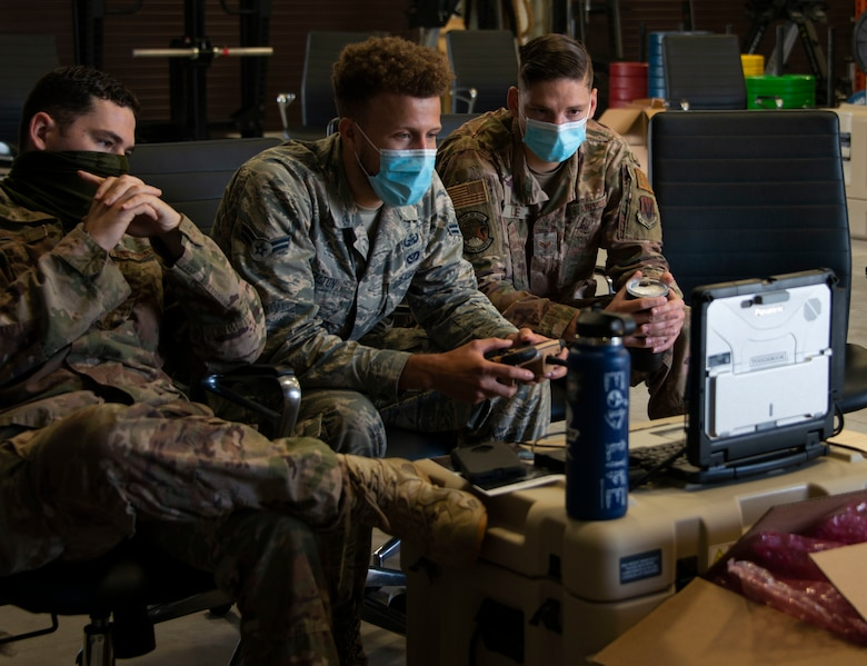 US Air Force Civil Engineer Center Begins Rollout of High-Tech EOD Robots to Installations